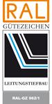 R und W Rohrtechnik GZ_962_1 Zertifikat